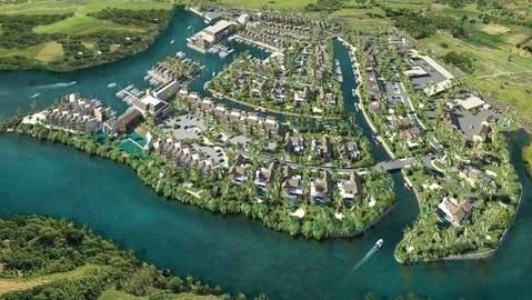 Rivière noire IRS  la Balise Marina Ile Maurice investissement