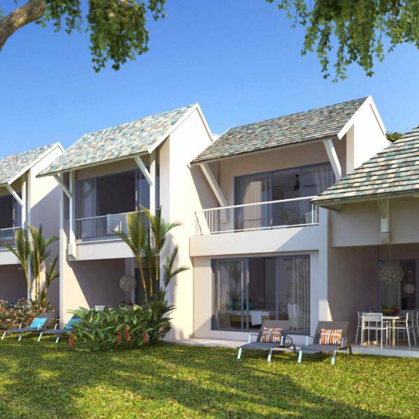 A vendre appartement à Phoenix en RES investir à Maurice