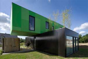 Originales et pas ch res que valent les maisons for Container reunion prix