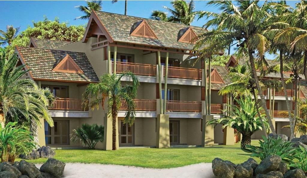 Investir à l'Ile Maurice dans un appartement luxueux au sein d'une résidence hôtelière à Grand Gaube