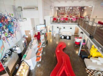 234 m2 avec mezzanine, Bagatelle