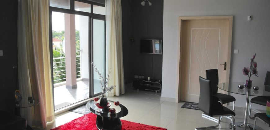 Appartement moderne type F4, Flic en Flac