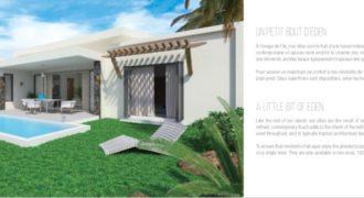 Luxueuses villas F4 avec piscine individuelle, Grand Baie