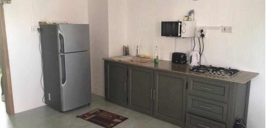 Sympathique appartement F3, Pereybère