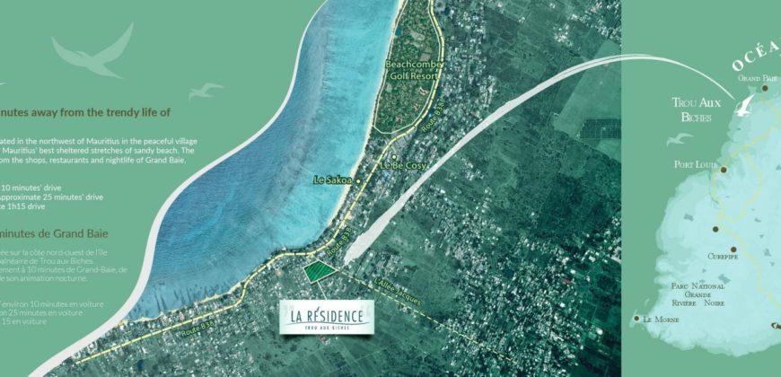 Projet de villas PDS, Trou aux Biches