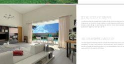 Villas individuelles avec piscines, Grand Baie