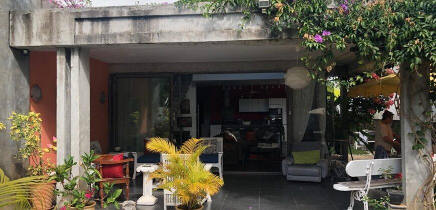Coquette villa F5, Pointe aux Canonniers