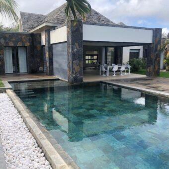 Luxueuse villa en statut RES, Cap Malheureux