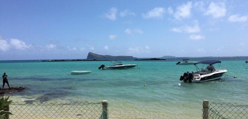 Maison 4 chambres en bord de mer, Cap Malheureux