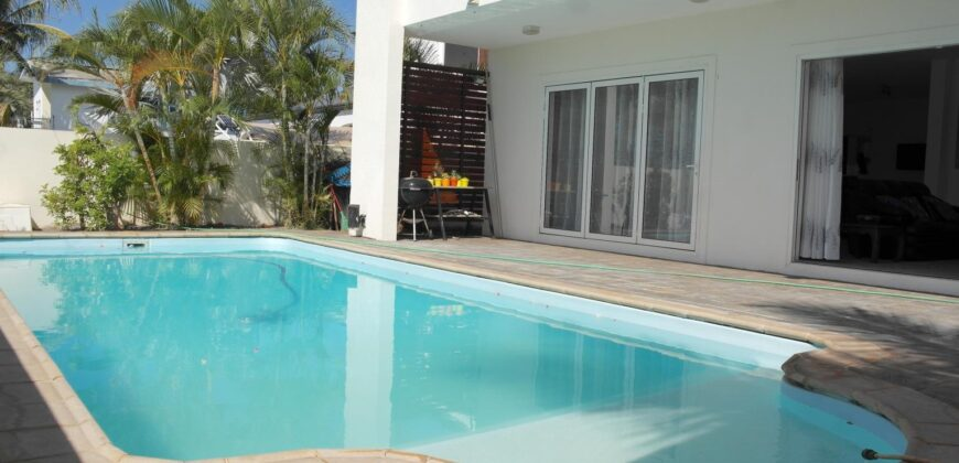 Splendide et grande villa avec piscine, Flic en Flac