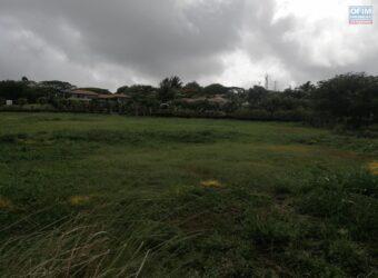 Magnifique terrain de 1477 m2, Hillside Mapou