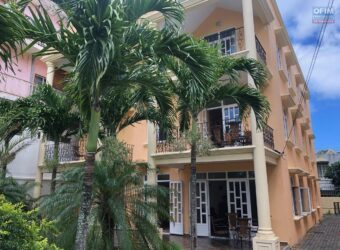 Résidence hôtelière, Mont Choisy