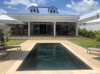 Villa style coloniale en statut RES, Cap Malheureux