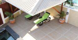 Villa F4 avec piscine et kiosque, Flic en Flac