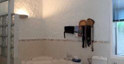 Maison de charme avec piscine + Guest cottage, Tamarin